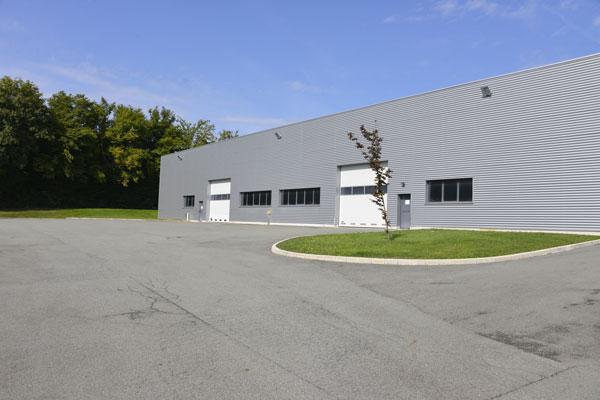 Atelier Argos architecture bâtiment industriel commercial à Beaucourt